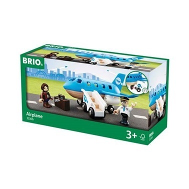 Brio  Uçak ABR33306 Renkli